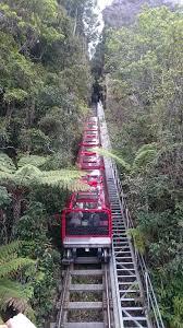 Katoomba Scenic Railway - Cliff Dr ...