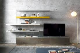 modern wall units entertainment