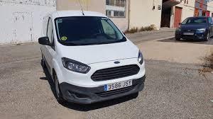 Ford Transit Courier 2016 de segunda mano por 5.500 € en Tarragona en  WALLAPOP