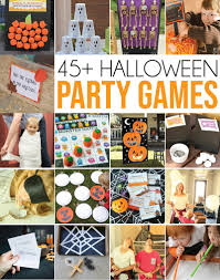 Outdoor halloween games for teens