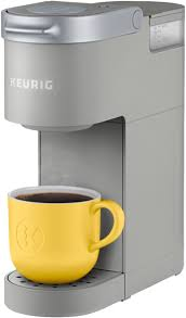Find a variety of coffee makers, coffee pots and coffee machines at targets. Keurig K Mini Single Serve K Cup Pod Coffee Maker Studio Grey 5000203382 Best Buy