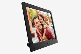 nix advance 10 inch widescreen digital photo hd frame