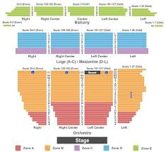 Orpheum Theater Seating Chart View San Francisco Orpheum Theatre San Francisco Seating Chart Www