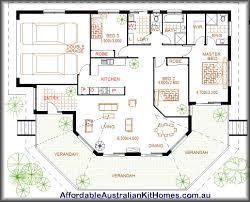 large home designs australia metal building floor plans 5 would have the garage door open