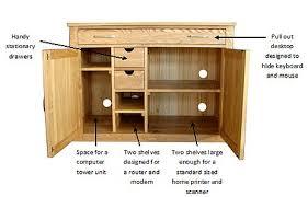 atlas chunky oak hidden home. incredible mobel oak hidden home office furniture solutions free designs photos ideas pokmenpayus atlas chunky