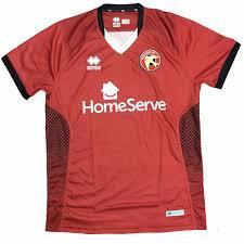 Errea Size Chart Walsall Fc Errea Home Shirt 2018 19 Adults