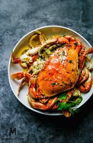 Best Oven-Roasted Dungeness Crab Recipe ...