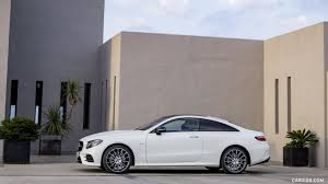 Unlike the previous generation, this generation coupe/convertible share the same platform as the sedan/wagon. 2018 Mercedes Benz E Class Coupe Edition 1 Amg Line Night Package Color Designo Kashmir White Magno Side Hd Benz E Class Mercedes Benz Mercedes
