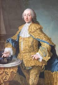 18th C. unknown artist - Wenzel Anton Graf von Kaunitz-Riethberg.  c.1750-1752