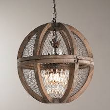 rustic wooden wrought iron chandeliers shades of light image with excellent wood and metal lighting fixtures