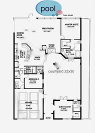 2 bedroom pool house floor plans. Cool Pool House Guest Plans Gallery - Ideas Design . 2 Bedroom Floor