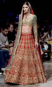 Lehenga Design 2018 Pakistani Latest Asian Bridal Crop Top Lehenga Designs Stylo Planet