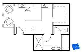 bedroom floor plan. Beautiful Bedroom Master Bedroom Floor Plan With The Entrance Straight Into Bedroom  Double Doors Lead To Walkin Closet And A Further Door From Leads  Inside Bedroom Floor Plan