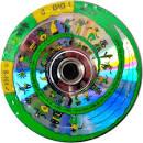 Диски DVD-R Kaktuz  4,7 Gb, 8-16* bulk (50)