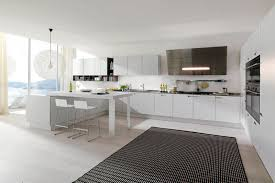 Polished Kitchen Floor Tiles White Country Kitchen Design White Granite Countertops Beige