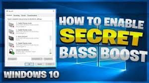 Windows 10 Bass Category Bass Boost Windows 10 Aqclip Com