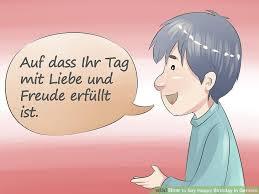 Happy birthday voice message ~ Happy birthday voice message ~ 3 easy ways to say happy birthday in german wikihow