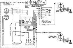 dual fuel tanks gm square body 1973 1987 gm truck forum and a nice clean wiring diagram