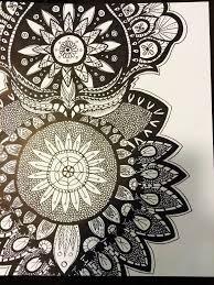 Ornamental Design Drawing Ornamental Pattern