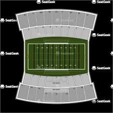Tennessee Titans Stadium Map Joe Aillet Stadium Seating