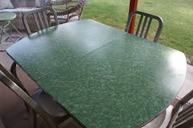 Retro Formica Kitchen Table Reminisce Vintage Formica Table