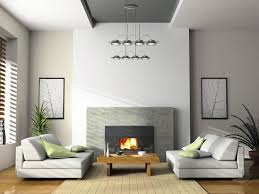 Large Living Room Chairs Living Room Modern Fireplace Design In A Large Living Room With