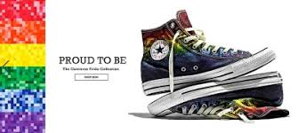 converse vs vans. in 1920, they renamed their shoes, converse all stars, which has remained a popular athletic shoe ever since. today, have converse, jack purcell, vs vans o