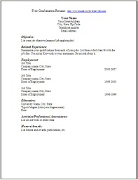 Resumes Online Examples 100 Images Basic Resume Template 51