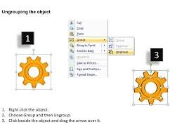 Ppt Style Gears Process 4 Stages Style 1 Powerpoint Slides And Ppt