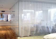 office cubicle curtains. Amazing Office Cubicle Curtain Advertisements · Ordinary Curtain. Defining Directions Colors And Patterns Curtains Oh P