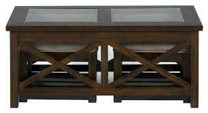 coffee table with stools and storage large size of round nesting tables ottomans