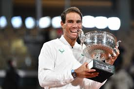 Watch the spectacular point won by rafael nadal against novak djokovic in final today.the spanish pl. Nadal Wins French Open To Equal Federer S Grand Slam Record Daily Sabah