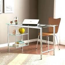 glass office furniture modern glass office desk clay alder home liberty chrome glass desk modern glass glass office furniture