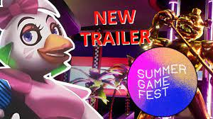 FNAF SECURITY BREACH FEATURED AT SUMMER GAME FEST NEXT MONTH!! - FNaF News  - YouTube