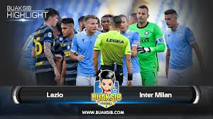 Highlights Lazio Vs Inter Milan Serie A Matchday 3 2020/21 - Buaksib