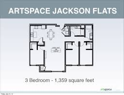 Bedroom Flat Plan Drawing Garage Apartment Pictures Details Of Structure  For Three 2017 Jackson Flats Floor Plans