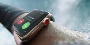 What Is The Green Light On My Apple Watch Apple Watch How To Enable Water Lock Mode 9to5mac