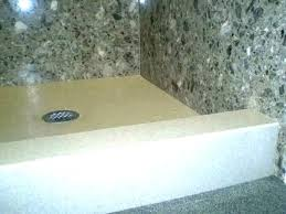 cultured marble shower pan cultured marble shower kits cultured marble shower pan walls vs tile
