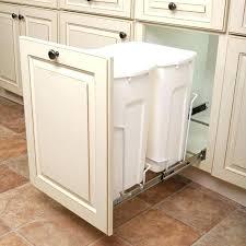 trash can cabinet trash can cabinet trash can cabinet tilt out trash can cabinet door