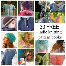 Free Knit Patterns Inspiration 48 FREE Knitting Pattern Books With Over 248 Free Patterns