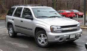 2003 Chevrolet TrailBlazer - Partsopen