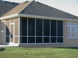 screen porch kits custom windows and gazebo parts