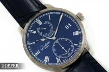 german watches perfection watches swiss designer watches online at baselworld this year glashütte original mens watches came out a new variant of the glashütte original senator chronometer a white gold piece