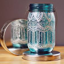 Ways To Decorate Glass Jars Ideas For Painting Glass Jars 100 Clever Diy Craft Ideas Using 6