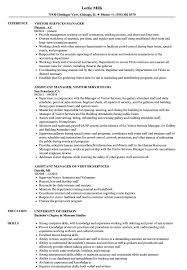 Customer Service Manager Resume Sample Visitor Services Manager Resume Samples Velvet Jobs 30