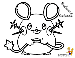 Small Picture Pokemon Christmas Coloring Pages Coloring Page
