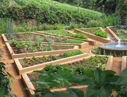 Small Picture Best 20 Potager garden ideas on Pinterest Stone raised beds