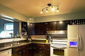 kitchen lighting track. Brilliant Track LED Kitchen Lighting Track Lights On