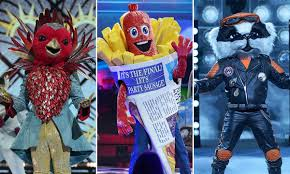 I had so much fun on season 1 of the masked singer uk, i told the team nothing short of a global pandemic would stop me from coming back for season 2! The Masked Singer Sausage Badger And Robin S Identities Revealed In Final Episode Hello