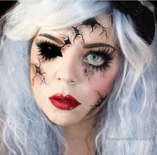 creepy doll makeup makeup looks scary doll makeup scary doll costume ed